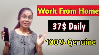 Earn Upto 37$ Daily Home Based Jobs || No Investment || Paidera 2020