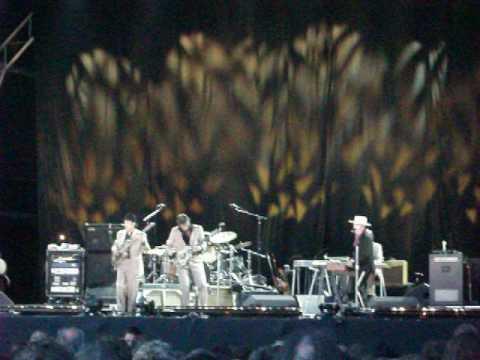 Bob Dylan, Honest With Me, Hop Farm Festival, 3rd July 2010.