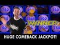 Multiple JACKPOTS 💎 MEGA Wins on Black ... - YouTube