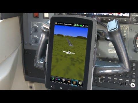 Garmin Aera 796 Aviation GPS from Sporty's Pilot Shop