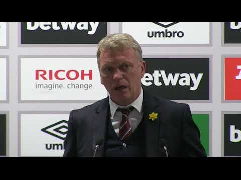 Moyes: Fans know the rules - they cannot run onto the pitch!