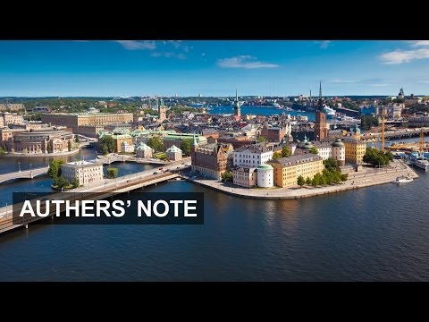 Sweden's recovery | Authers' Note