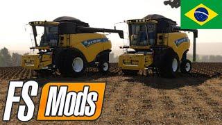 NOVOS MODS | 3 mods Brasileiros, Caminhões e Mais| FS MODS #49
