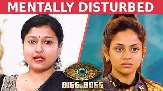 Bigg Boss 1 Tamil contestants about Aishwarya