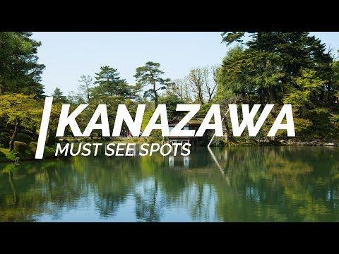 All about Kanazawa - Must see spots in Kanazawa | One Minute Japan Travel Guide
