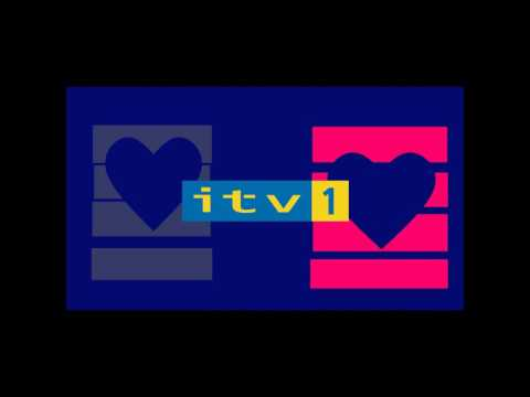 ITV1 - 2001-2002 - Hearts Idents - Generic - Remake - Recreation - HD -4:3 Version