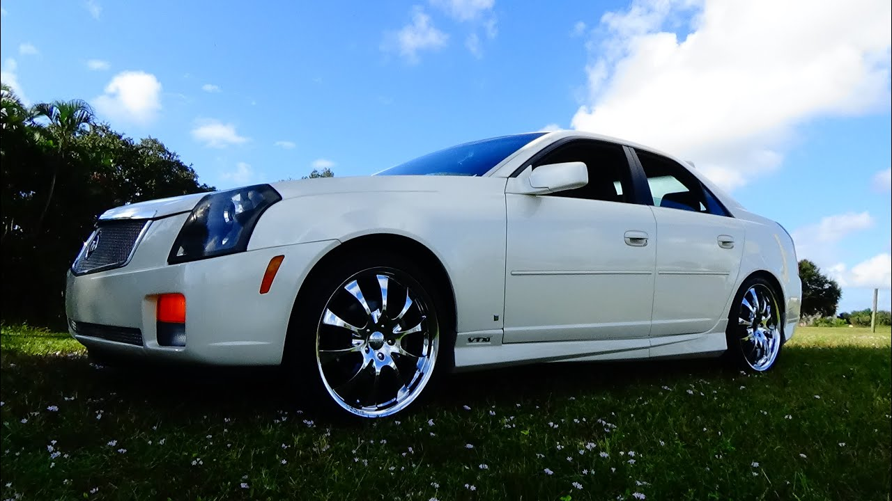 2006 cadillac cts limited rare 6 speed manual