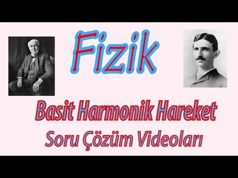 Basit Harmonik Hareket Soru Çözüm Videosu (01-14)