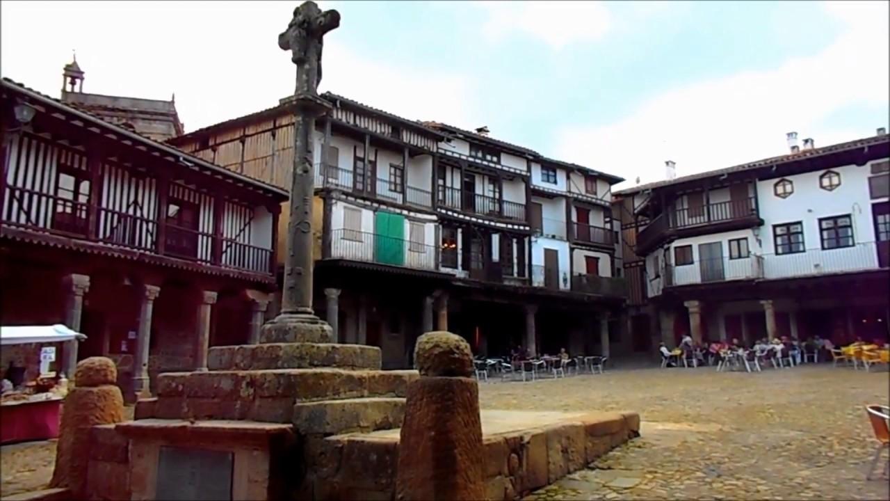 Plaza mayor de la alberca salamanca youtube for Alberca pueblo de salamanca