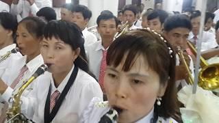 Nhạc Kèn Tường Loan ( Tán Tụng Hồng Ân ) 29 tháng 6 năm 2016