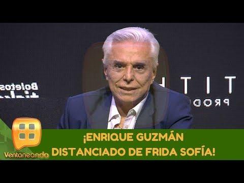 ¡Enrique Guzmán distanciado de Frida Sofía!   Programa del 24 de septiembre de 2019   Ventaneando