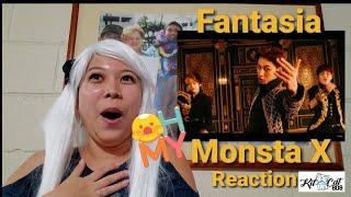 MONSTA X 몬스타엑스 'FANTASIA' Reaction