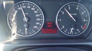 BMW 318i E90 LCI Fuel Consumption Test 143Hp ( highway )