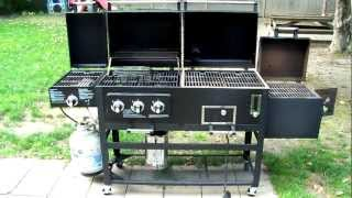 Drunken Sailor Brew & Bbq: Smoke Hollow 4-in-1 Grill Review
