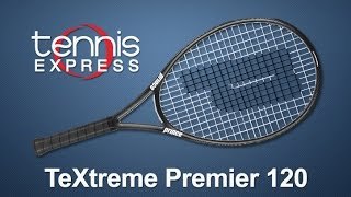 Prince TeXtreme Premier 120 Racquet Review | Tennis Express