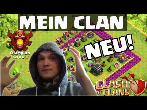 CL CLAN GRÜNDUNG || CLASH OF CLANS || Let's Play CoC [Deutsch/German HD]