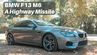 Dinan TUNED BMW F13 M6 | Do NOT Turn Traction Control OFF!