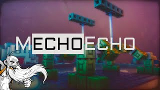 """BESIEGE MEETS TRON!!!"" - MechoEcho - 1080p HD PC Gameplay Walkthrough"