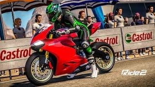 Ducati 899 Panigale | Ride 2 [Yamatum O]
