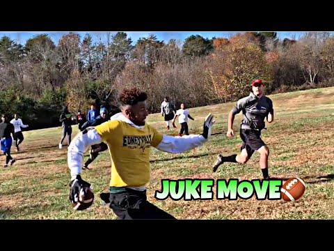 HOW HOOD DUDES PLAY FOOTBALL😂*MUST WATCH* (HAPPY THANKSGIVING)