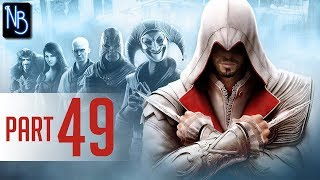 Assassin's Creed: Brotherhood Walkthrough Part 49 No Commentary