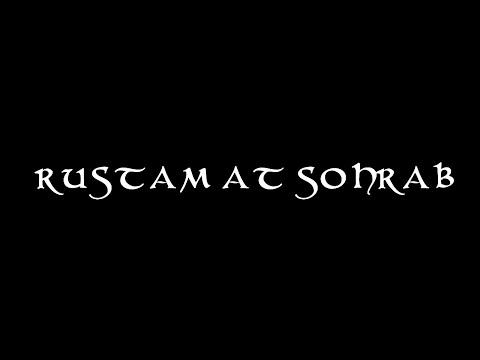 Ang Alamat ni Rustam at Sohrab