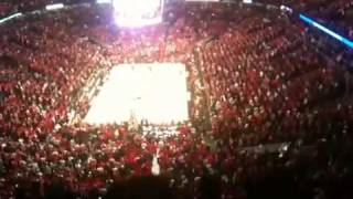 Bulls game electric