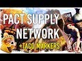 Guild Wars 2 - Pact Supply Network Agents - Convert Your Karma Into the Gold + TacO Markers