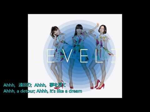 [HQ] Perfume「1mm」- Audio + English Lyrics