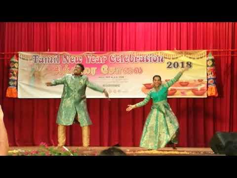 Tamil Kalakal Dance Performance