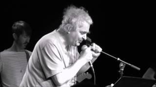 Daniel Johnston - Casper the Friendly Ghost (live at Paper Tiger, San Antonio) 08/20/2015