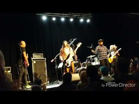 Watch The Wedding Band (Metallica, Bad Wolves, And Ex-QOTSA