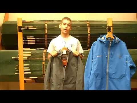 A Product Review Of The Simms Riffle Jacket