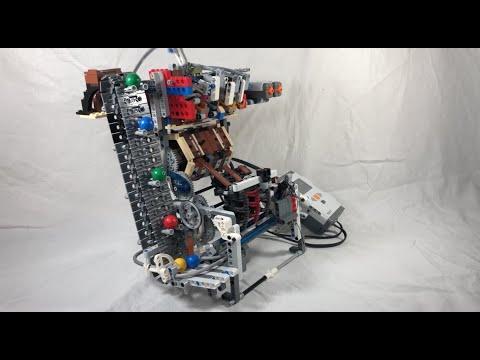 Lego Wintergatan: Marble Machine (Marble Machine Cover)