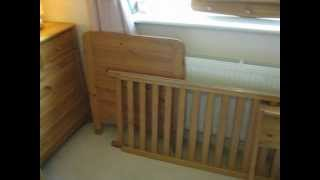 John Lewis Nursery Furniture Oak