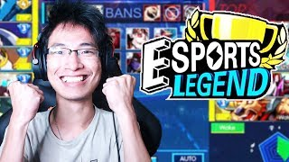 MENANG TOURNAMENT - Esport Legend Indonesia #2