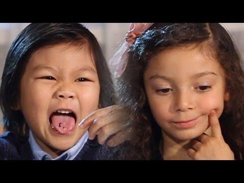 Kids Taste Test Gourmet Food