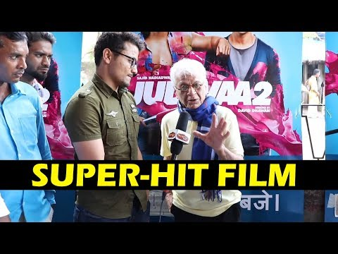 Lalu Makhija Review On Judwaa 2 | Judwaa 2 Movie Review | Varun Dhawan, Salman, Jacqueline, Taapsee