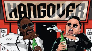 PSY - HANGOVER feat  Snoop Dogg M-V (Official Music Video VEVO)