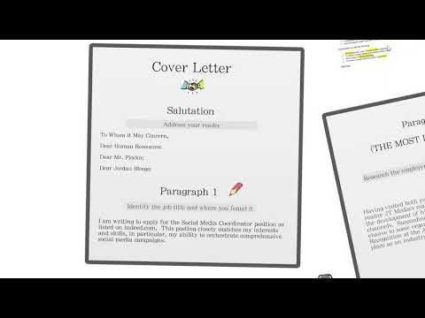 Cover Letters and Thank You Notes Made Simple