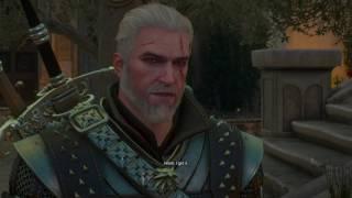 The Witcher 3: Wild Hunt - Blood and Wine - Talking to Anna Henrietta