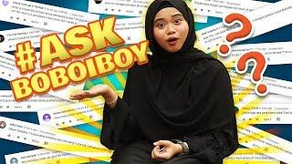 Download lagu #AskBoBoiBoy bersama Nurfathiah Diaz! ⚡⚡ (With English Captions)