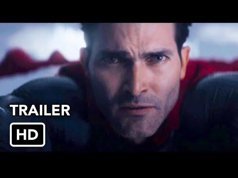 Superman & Lois Trailer (HD) Tyler Hoechlin The CW superhero series - TV Promos