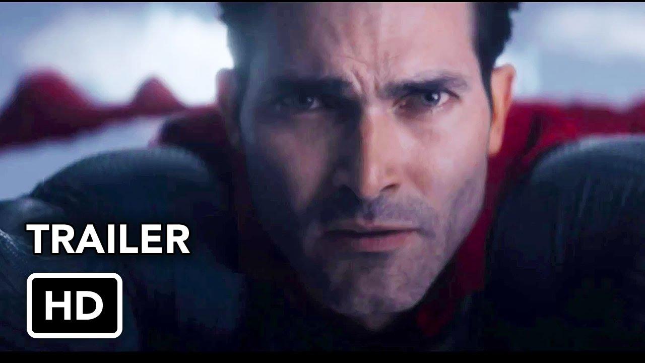 Superman & Lois Trailer (HD) Tyler Hoechlin The CW superhero series