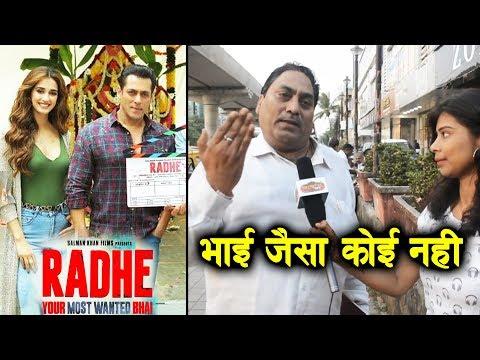 RADHE Shooting Begins... | Salman Khan Fan Reaction | Disha Patani, Randeep Mp3