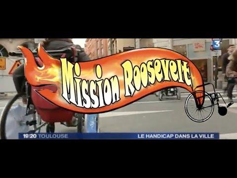 Mission Roosevelt - Around The Globe