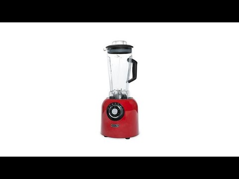 DASH Chef 1400Watt Premium Digital Blender with Recipes