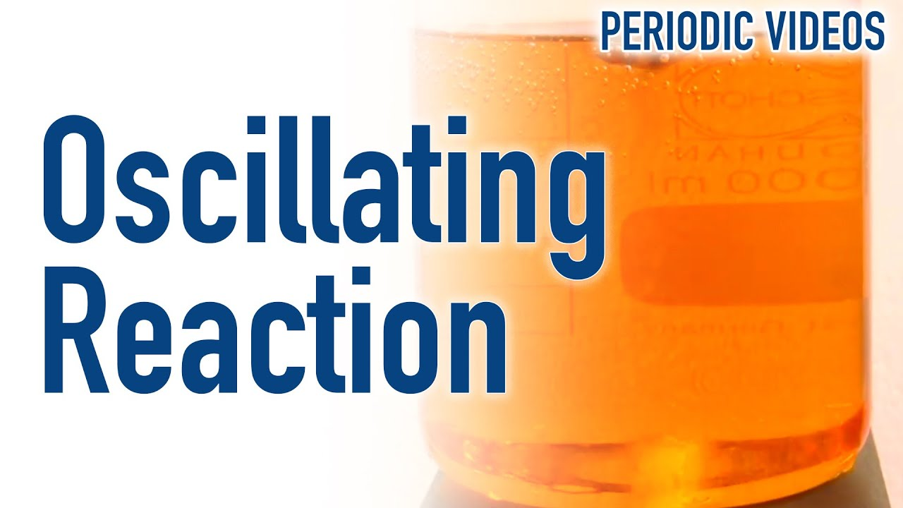 Oscillating reaction periodic table of videos youtube urtaz Images