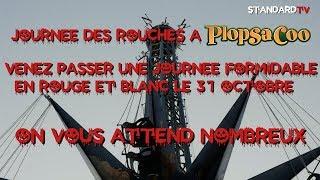 Journée des Rouches à Plopsa COO le 31 octobre