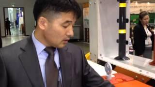 [ROTREX 2013 영상] 하이큐, 복원력 향상시킨…